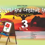 Creative and cultural art book primary 3