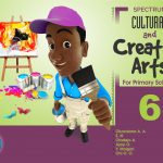 Creative and cultural art book primary 6