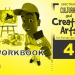 Creative and cultural art book primary 4 wkbk