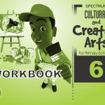 Creative and cultural art book primary 6wkbk